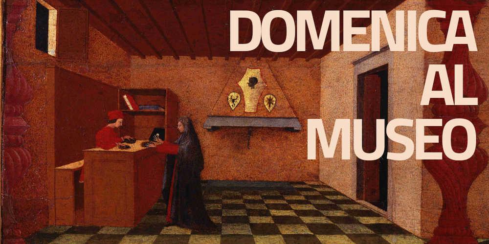 """""""domenica al museo""""…gratis"""