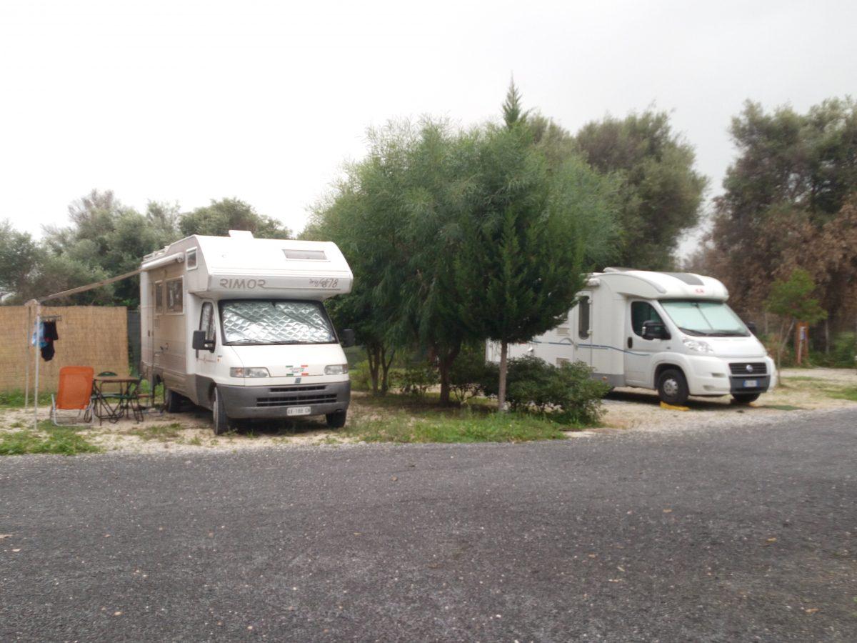 Circondati dai Limoni: area camper a Noto (Siracusa)