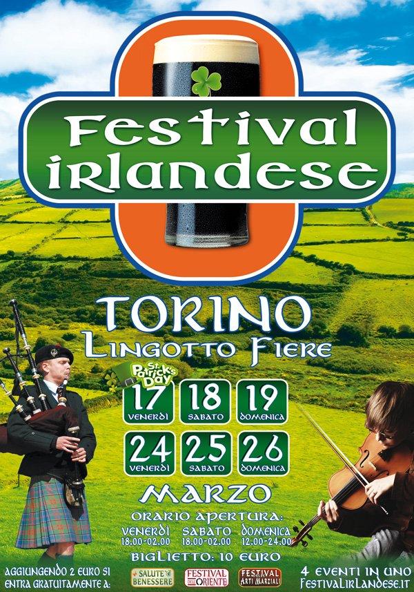 Festival Irlandese a Torino