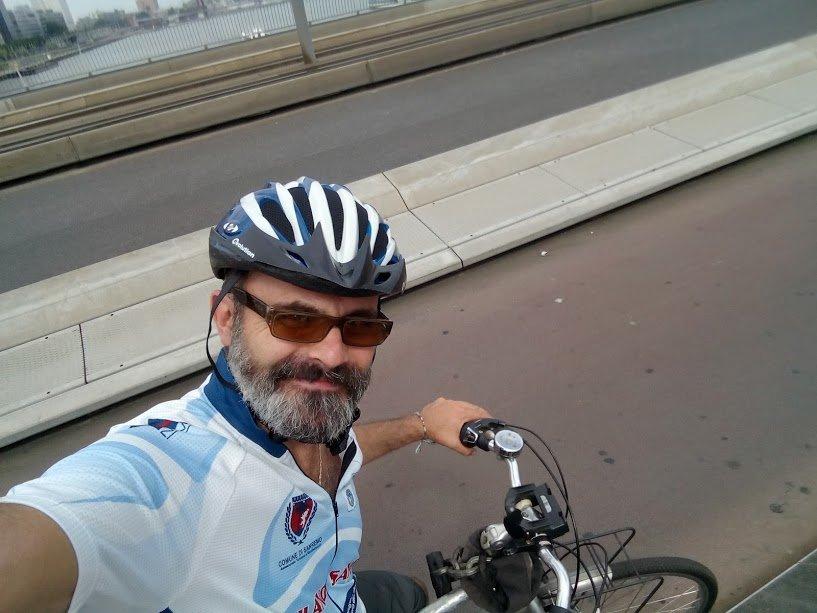 Escila la bicicletta in 38 itinerari a Roma