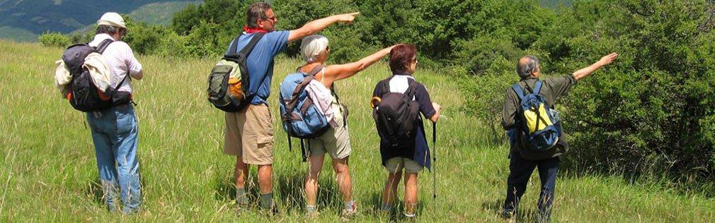 Tre itinerari per il trekking sul Lago Trasimeno