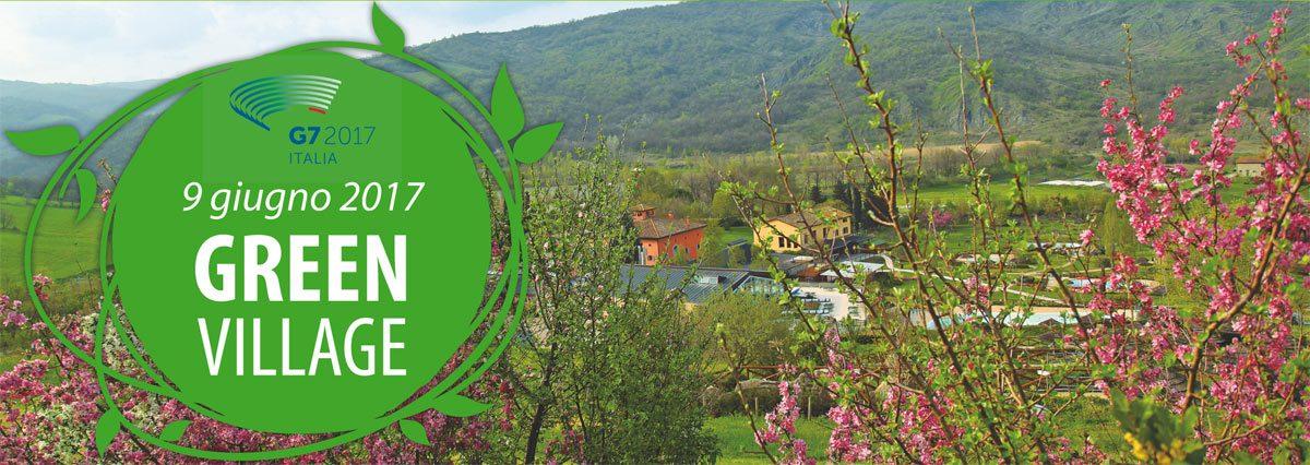Green Village al G7 Ambiente a Bologna