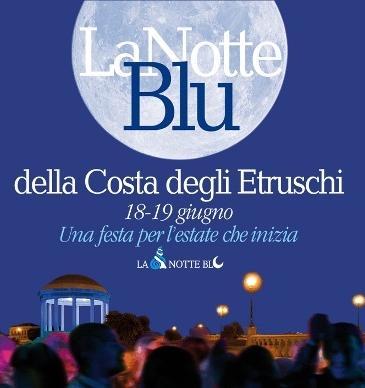 La Notte Blu della Riviera Etrusca