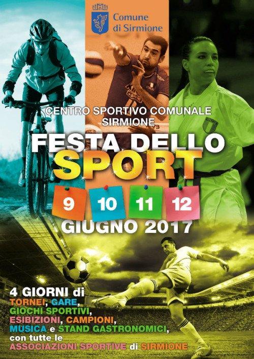 Festa dello sport a Sirmione (Bs)