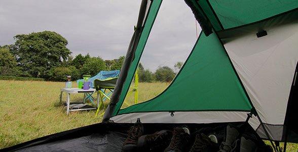 """Kobuk: la tenda """"fresca"""""""