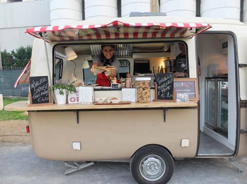 Caravan Lander: un mito che rinasce con lo street food