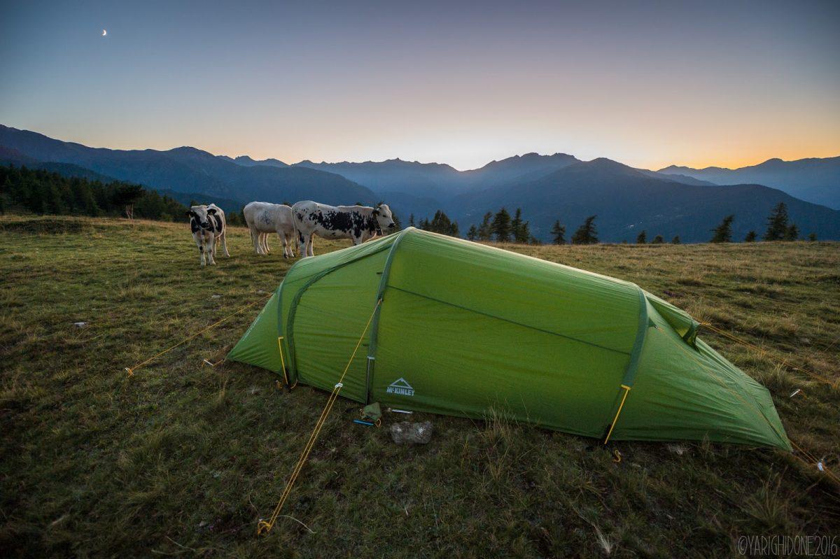 Campeggi e luoghi solo per tende…o quasi