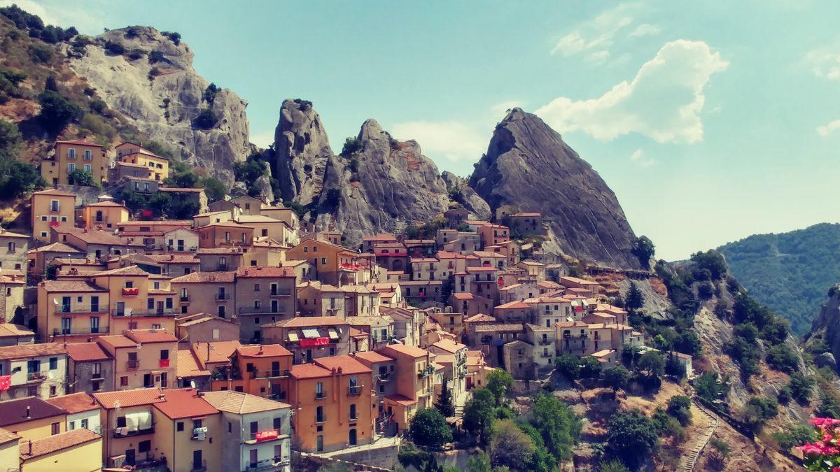 Dolomiti Lucane: emozionare il cuore e la mente