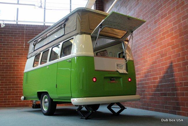 Dub-Box: caravan vintage