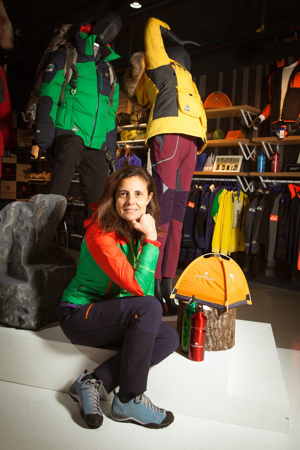 Anna Ferrino alla guida dello storico marchio Ferrino, si racconta a Liberamente in camper