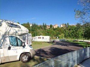 Area Camper a Cuneo