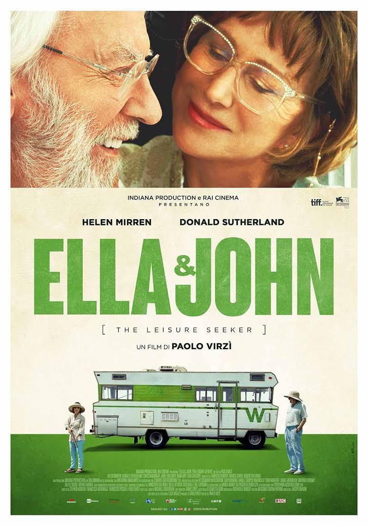 In camper con Ella & Jonh