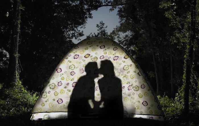 Eco-San Valentino in camper e non solo
