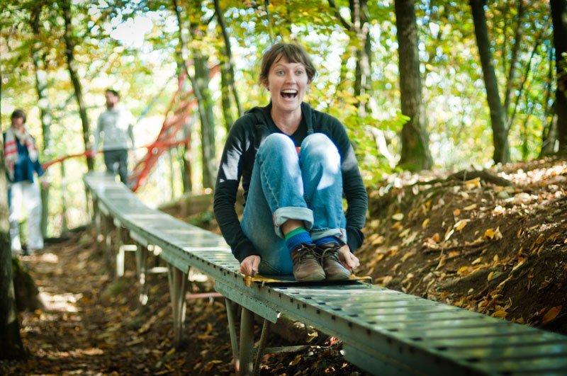 In camper per parchi ecologici e gratuiti