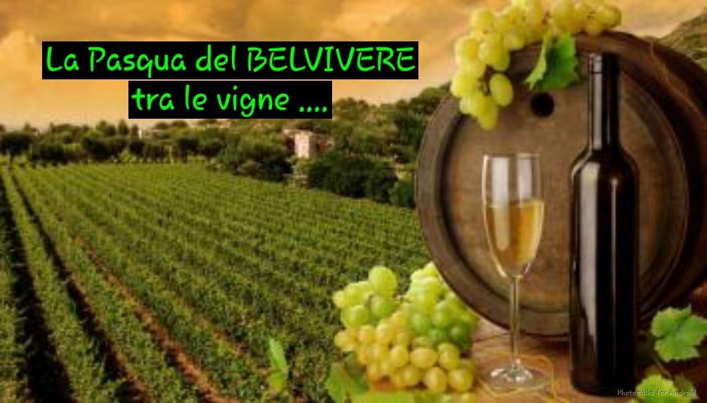 Pasqua tra le Vigne