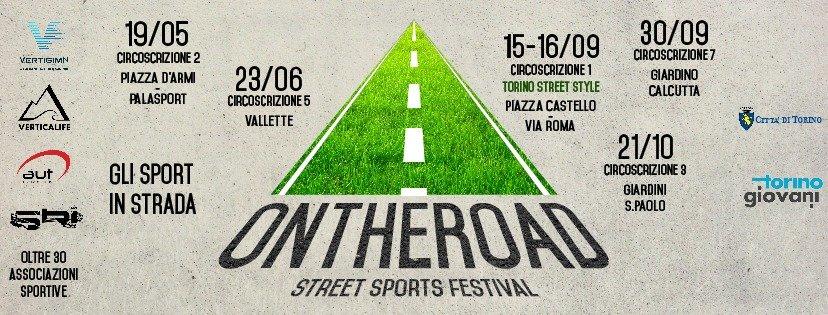 La festa degli sport da strada a Torino