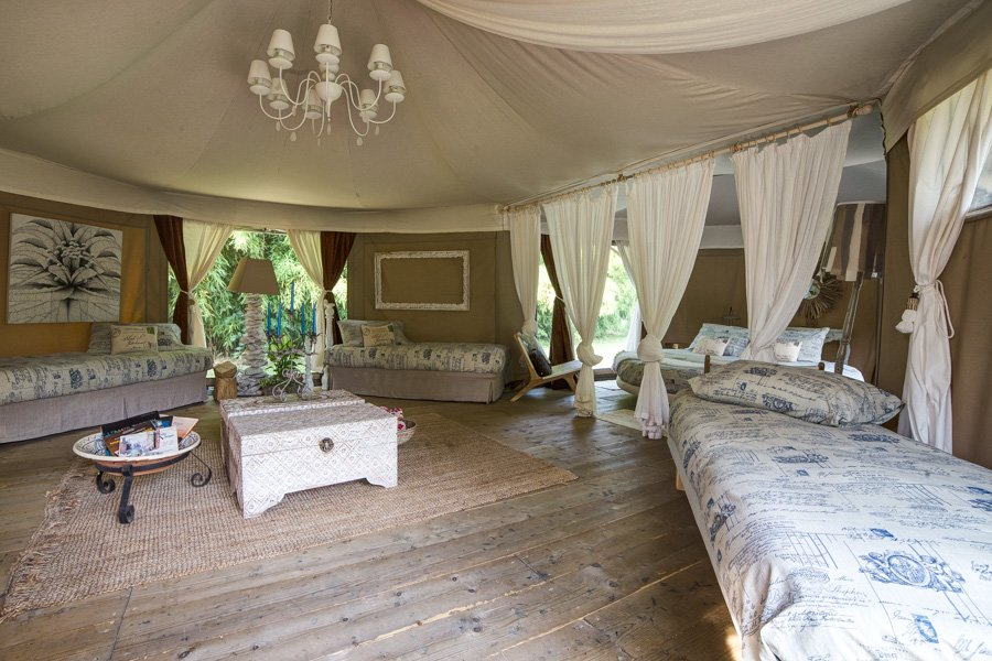 Il Glamping Ecologico