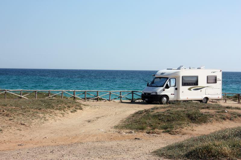 SALENTO in camper: 3 campeggi e 2 aree sosta