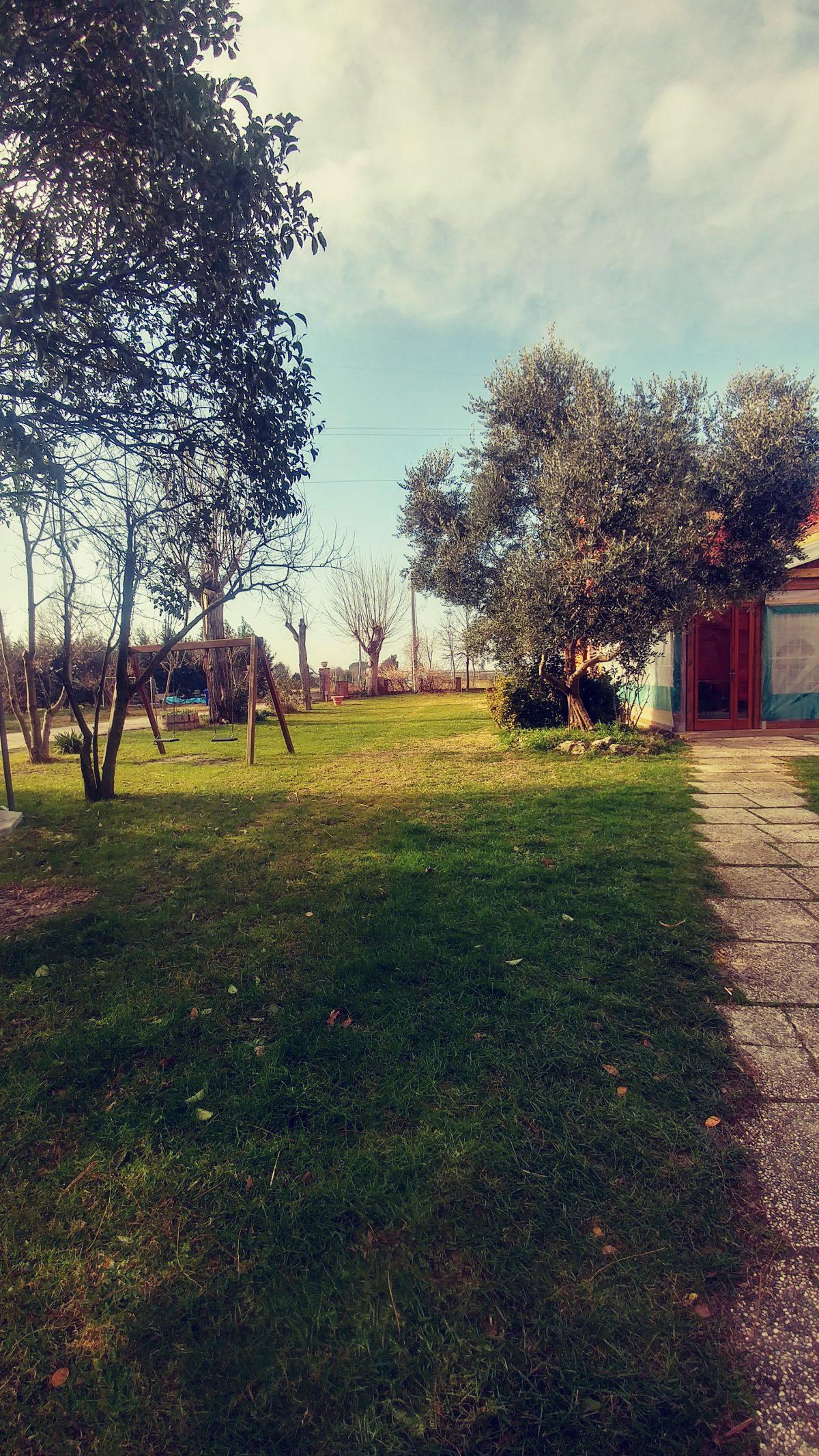 Bio Camping a Ravenna