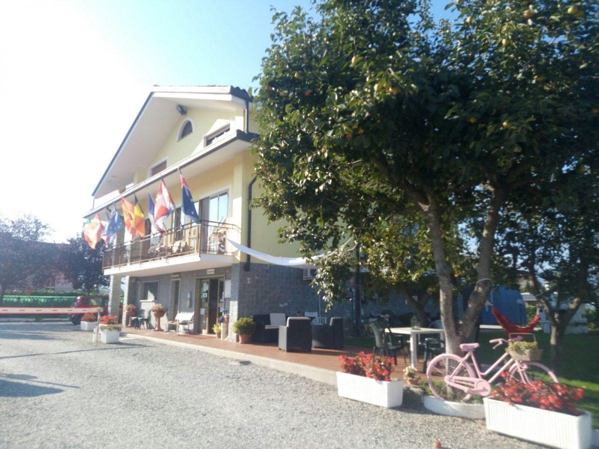 Area Camping Bella Torino: la città vista dalla campagna
