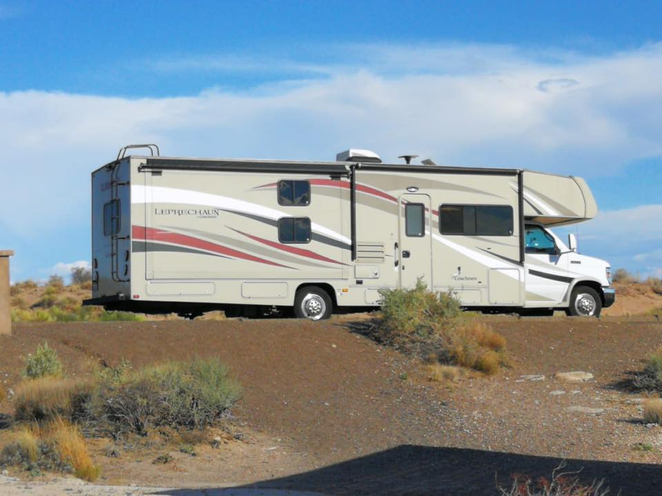 In America con Lady Caravan