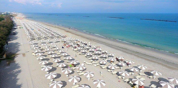 Campeggi in riva al mare: Veneto, Romagna e Marche