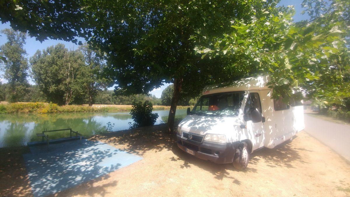 "5 consigli per la sosta ""libera"" in camper o caravan"