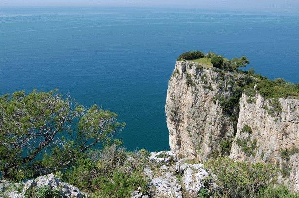 Il Parco della Riviera di Ulisse: meravigliosamente nascosto