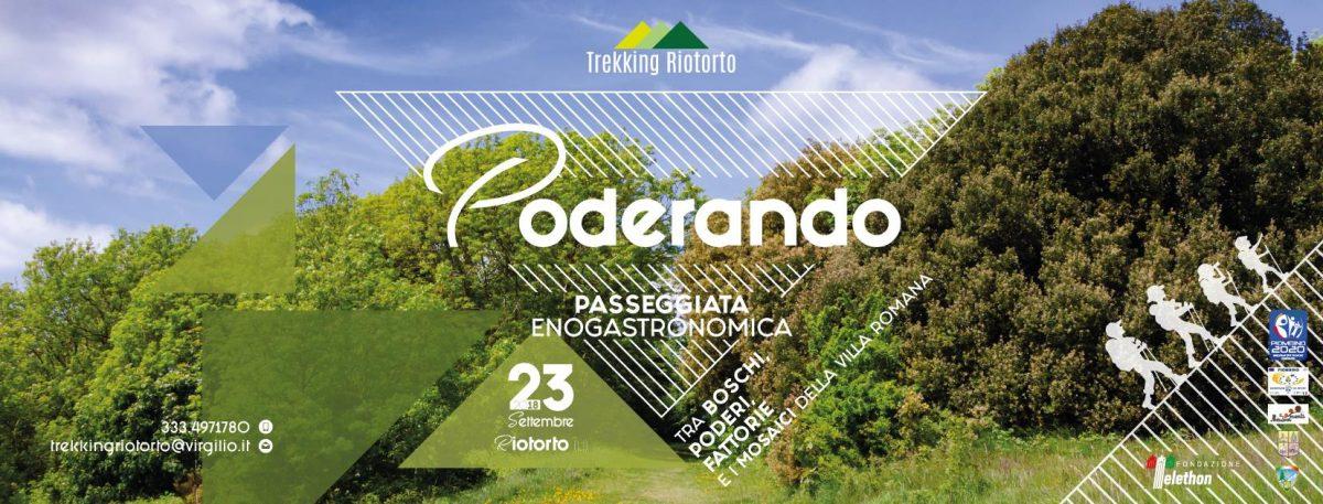 Poderando 2018: trekking tra le colline in Maremma
