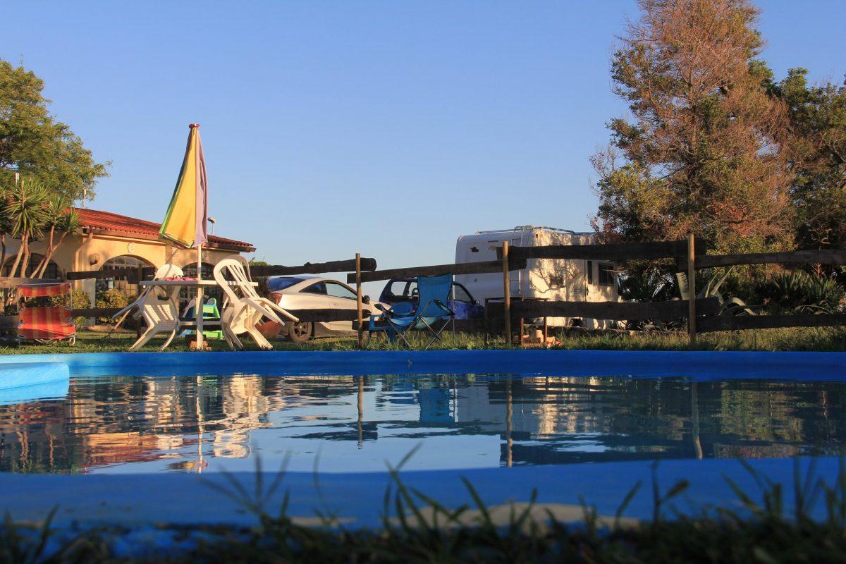 Area Camper Fenicottero Rosa: Cerveteri (Roma)