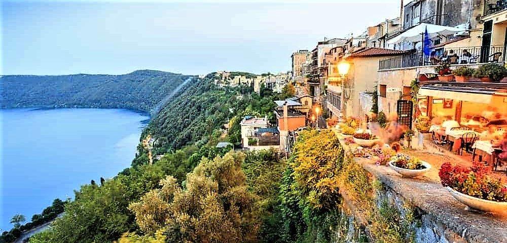 Il Lazio in sette itinerari