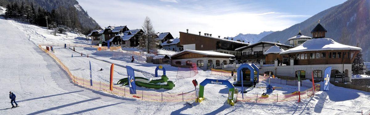 Snowpark in Trentino
