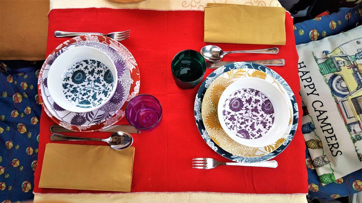 In cucina nel Lazio